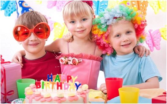 День рождения в академии счастья Видное
